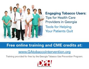 Georgia C.A.A.R.D.S. Smoking Cessation - Georgia OBGyn Society